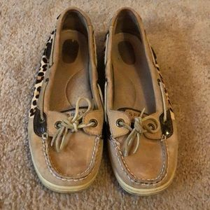 GUC LEOPARD/cheetah sperry